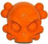 Candy Colored Skullhead - Orange
