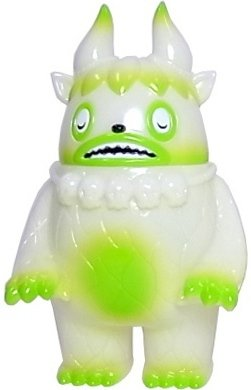 Garuru figure by Itokin Park, produced by Super7. Front view.