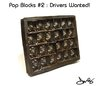 Pop Blocks #2: Drivers Wanted