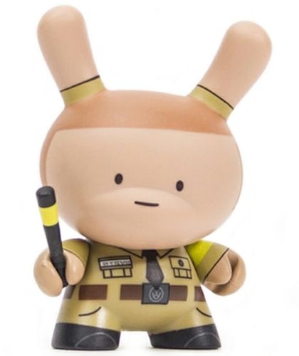 Huck Gee Dunny Evolved
