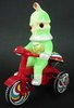 Kemul Jin - M1go Tricycle Series GID