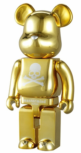 mastermind JAPAN BWWT 400% Be@rbrick