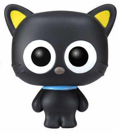 Chococat figure by Sanrio, produced by Funko. Front view.