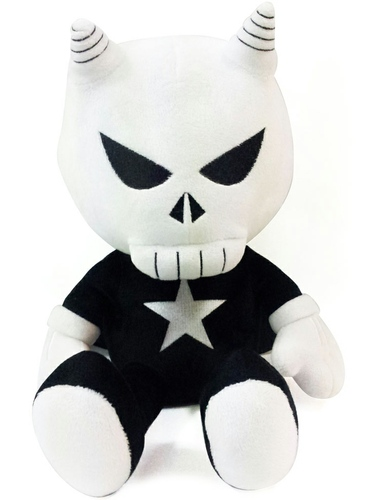 F××k'n Mad Star Plush