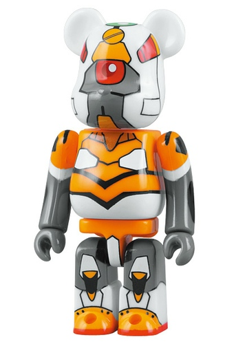 Evangelion: 1.0 Be@rbrick - EVA Unit 00
