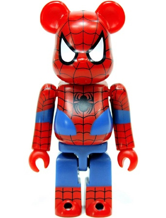 The Amazing Spider-Man Be@rbrick 100%