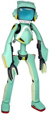 FLCL Canti Blue