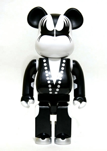 Be@rbrick 400% - KISS - The Demon
