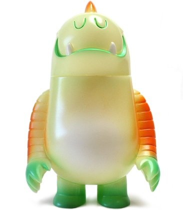 Leroy C. - SDCC Exclusive figure by Invisible Creature, produced by Super7. Front view.