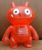 Wage Kaiju Uglydoll - Clear Red