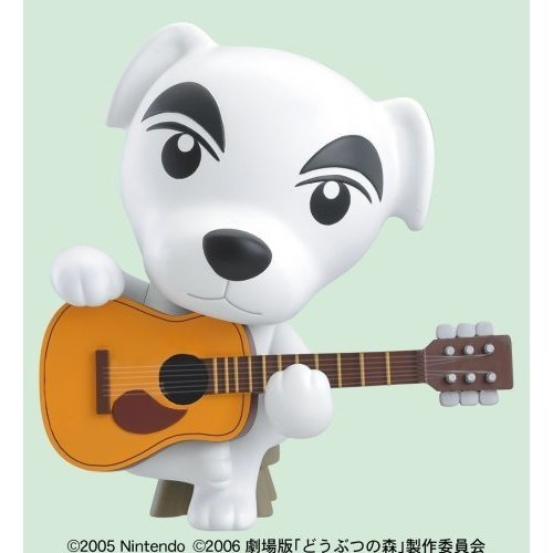 doubutsu NO MORI Animal Crossing Figura KK Slider totakeke NUOVO