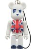 Fred Perry Be@rbrick 70% - Union Jack