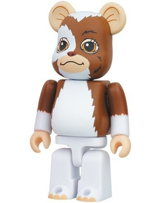 Gizmo - Animal Be@rbrick Series 20 figure, produced by Medicom Toy. Front view.