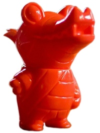 Pocket Mummy Gator - Unpainted Orange - Lucky Bag '11