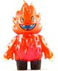 Honoo The Flame - Super Seven Lucky Bag 2011 Hand-painted Version