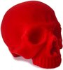 1/1 Skull Head - Imperial Red