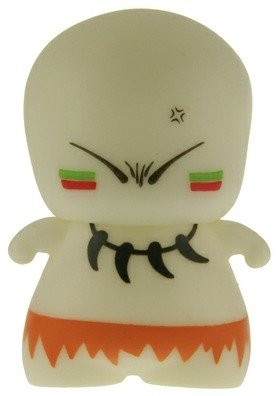 CIBoys Series 1 - Cannibal figure by Red Magic, produced by Red Magic. Front view.