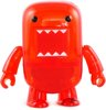 Clear Red Domo