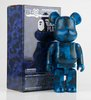 BAPEPLAY Bearbrick 400% Blue