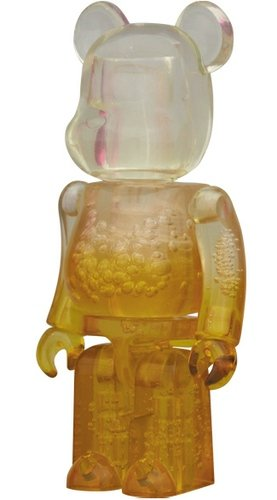 Jellybean Be@rbrick Series 25 figure, produced by Medicom Toy. Front view.