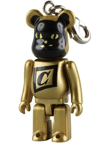 Cocoonist Be@rbrick 50% figure, produced by Medicom Toy. Front view.
