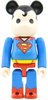 Superman - Secret Hero Be@rbrick Series 21