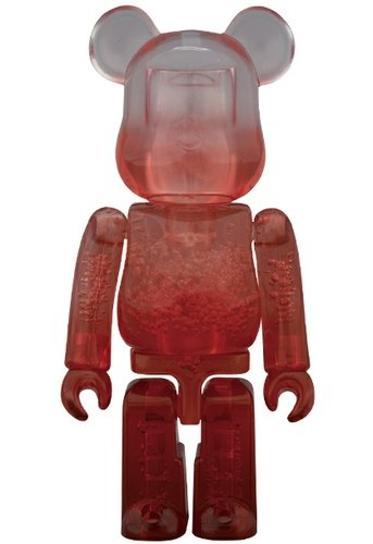 Jellybean Be@rbrick Series 26 figure, produced by Medicom Toy. Front view.