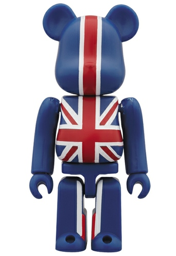 Union Jack Be@rbrick 100%