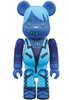 Anna Sui Be@rbrick 100% - Blue
