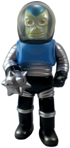 #005 Space Troopers AZ Blue Version w/ Morning Star Hand