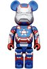 Iron Man 3 (Iron Patriot) Be@rbrick 400%