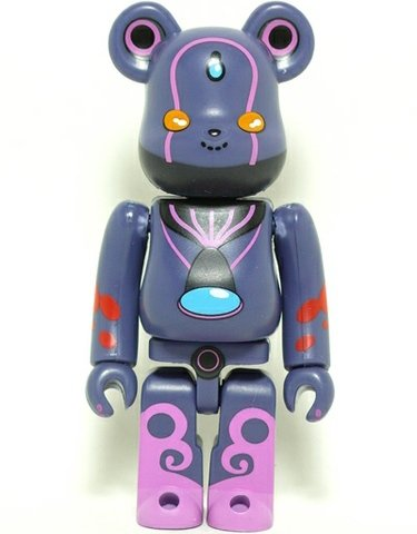 輪るピングドラム - Mawaru Penguindrum - Secret Be@rbrick Series 23 figure by Mawaru Penguindrum, produced by Medicom Toy. Front view.