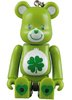 Care Bears - Good Luck Bear - Be@rbrick 100%