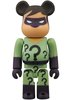 Riddler Be@rbrick 100%