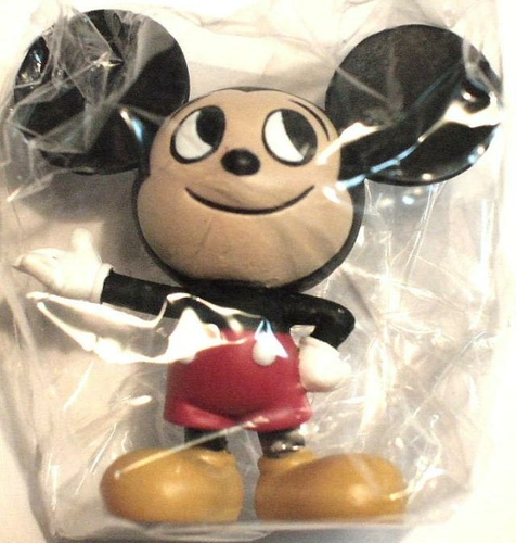 Mickey Mouse - Figure Oh Magazine Promotion