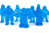 S.U.C.K.L.E. 10 Piece Set - Blue Rasberry, Tenacious Toys Exclusive
