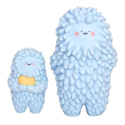2011 Birthday Treeson Box Set – KUSSO Exclusive figure by Bubi Au Yeung, produced by Crazylabel. Front view.