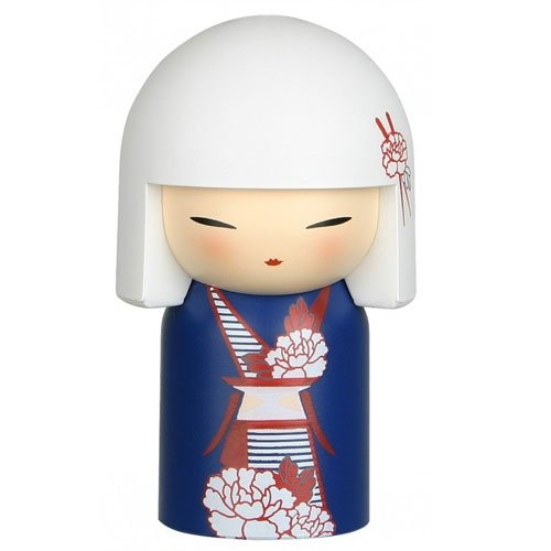 Chichiro - Caring figure, produced by Kimmidoll. Front view.