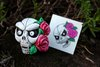 Skull Tattoos - Skull & Roses - Custom