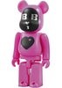 BABBI ♥ Be@rbrick 100% - Valentine '09