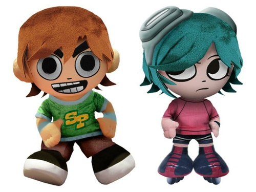 Scott Pilgrim & Ramona Flowers Set