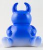 Royal Blue Fade Manpuku
