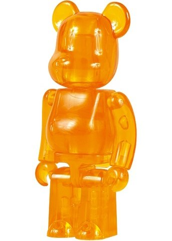 Jellybean Be@rbrick Series 13 figure, produced by Medicom Toy. Front view.