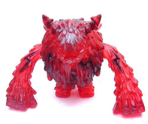 Real Red Magman