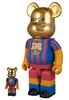 FCB 05-06 Champion ver. Be@rbrick 100% & 400% Set