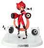 Vocaloid 2 statuette PVC Iroha Nekomura Ver. with Hello Kitty 18