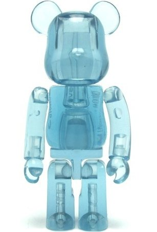 Jellybean Be@rbrick Series 19 figure, produced by Medicom Toy. Front view.