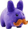 "Stache Labbit 14"" - Purple"