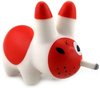 Red Polka Dots Labbit