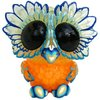Medee Owl - Blue Orange GID